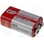 Элемент питания GP Powercell 6F22/1604E